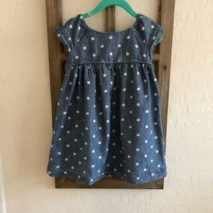 Baby Gap Chambray Dress